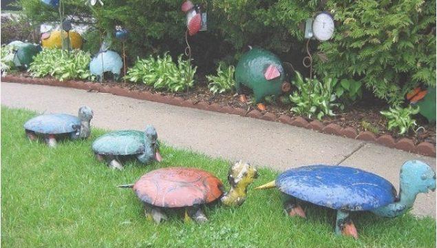 Bahçe Dekorasyon Modelleri 2017