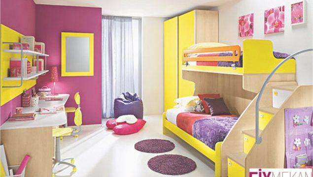 Çocuk Odası Tasarım Fikirleri