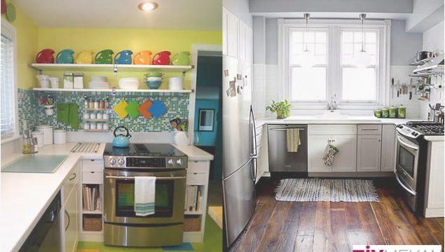 Minimalist Mutfak Dekorasyonu Nasıl Olur?