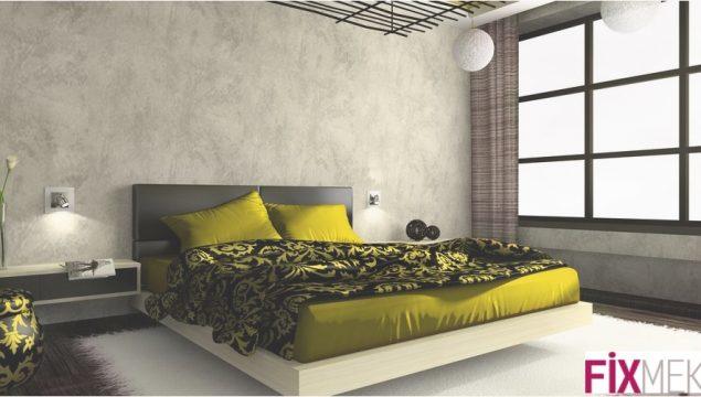 Modern Yatak Odası İçin Farklı Tarzlar