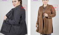 Bayan Büyük Beden Ceket Modelleri ve Fiyatları Online Satış – www.mylinemoda.com