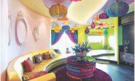 Renkli Salon Modelleri
