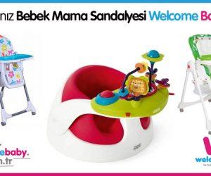 Bebek Mama Sandalyesi