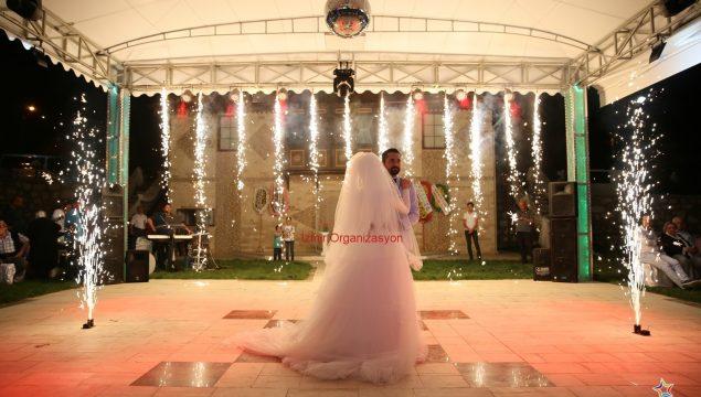 Düğün Organizasyonu ve Havai Fişek Gösterileri
